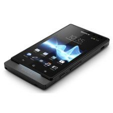 Sony Xperia sola MT27i-BLK Unlocked Phone with 5 MP Camera, Android 2.3 OS, 1 GHz Dual-Core Processor, and 3.7-Inch TouchscreenU.S. Warranty (Black)