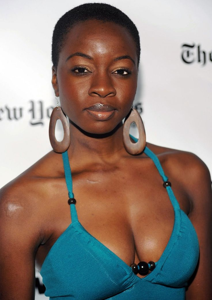 Danai Gurira Stars As Michonne In The Walking Dead -7332