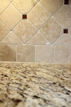 Kitchen Update, Seville, OH #1 - traditional - tile - cleveland - Cabinet-S-Top