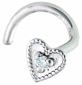 9 Stunning Diamond Nose Ring Designs for Bridal