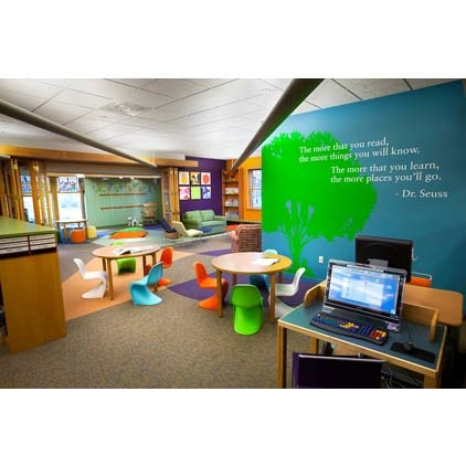 Superb Childrenu0027s Library   Designed, Built And Furnished By Creative Business  Interiors In Elm Grove, Wisconsin. | Creative Business Interiors, Inc. |  Pinterest ...