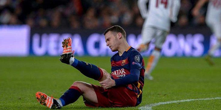 Bek Barcelona Diincar AS Roma