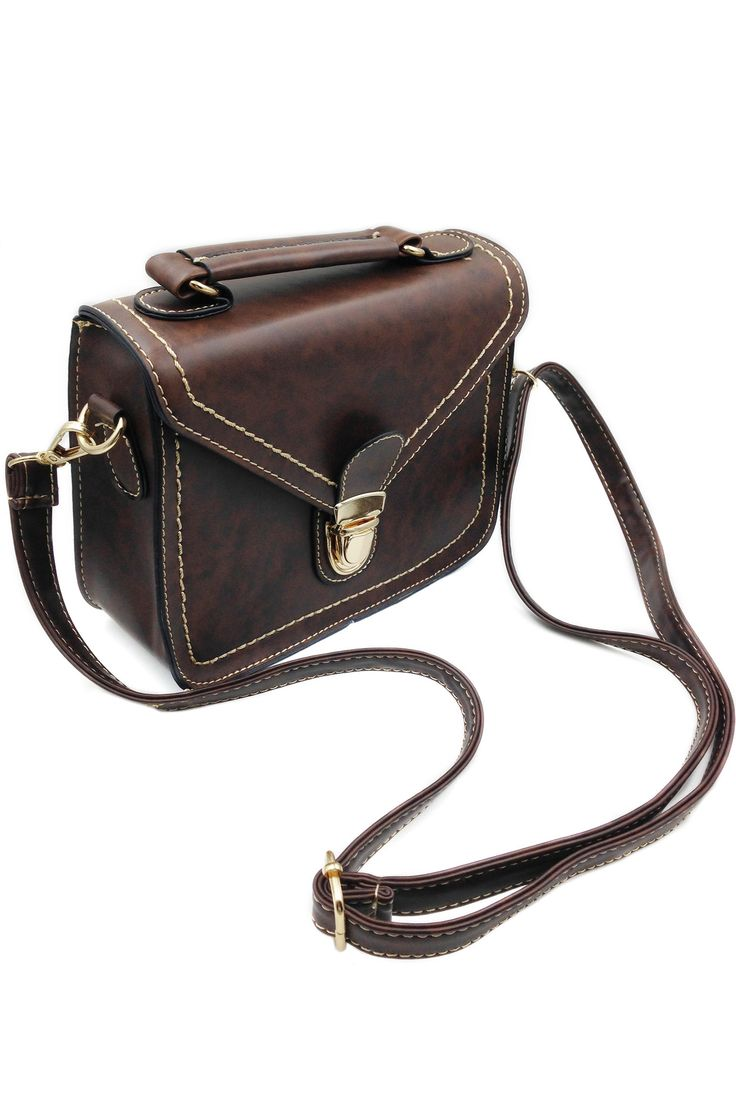 """P U leather lady handbag Length : 8.5'' Width : 3'' Height 6"""" inches Stripe length : 26'' to 52'' inches,adjustable"""