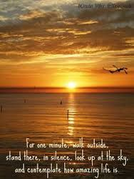 Image result for quotes about sunrise sunset