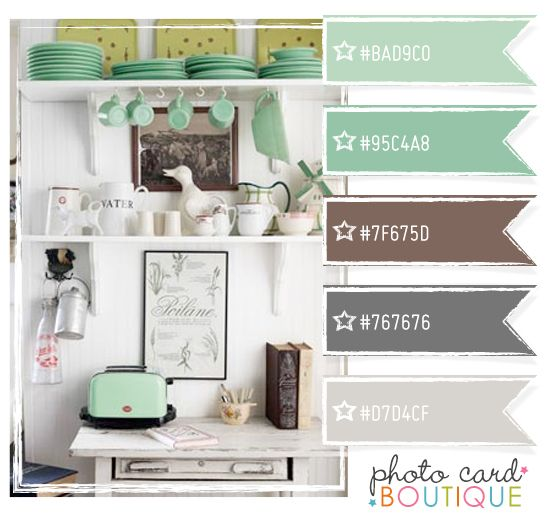 Country Living 1950s Jadeite Dishware Kitchen Colors I 39 M Thinking More Aqua But Def The Pale
