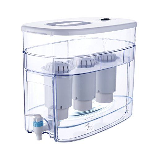 Ph Recharge Countertop Water Filtration System By Invigor