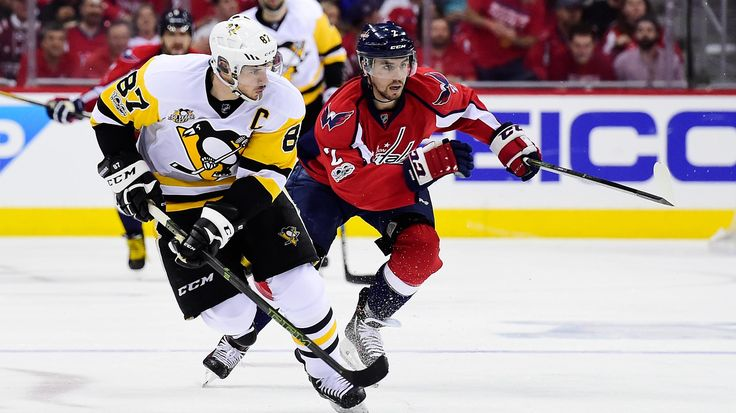Pittsburgh captain Sidney Crosby 'has had a number of positive days' after concussion, could face Capitals.