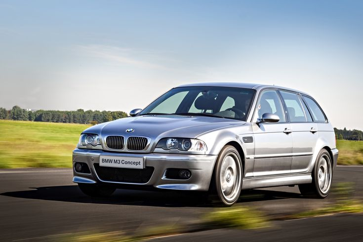 The One-Off BMW E46 M3 Touring - http://www.bmwblog.com/2016/09/28/one-off-bmw-e46-m3-touring/