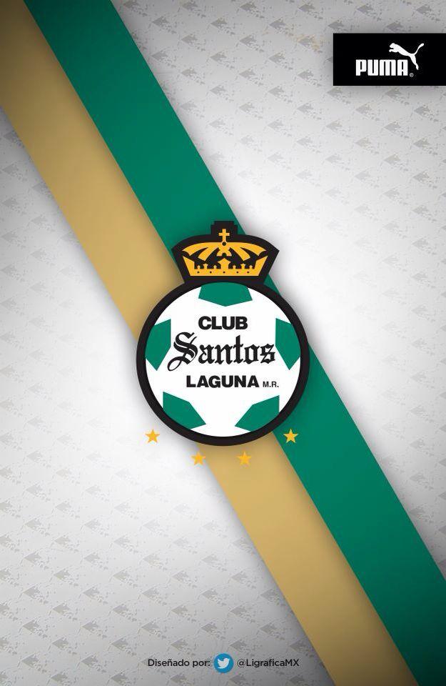 Wallpaper Club Santos Laguna por #LigraficaMX