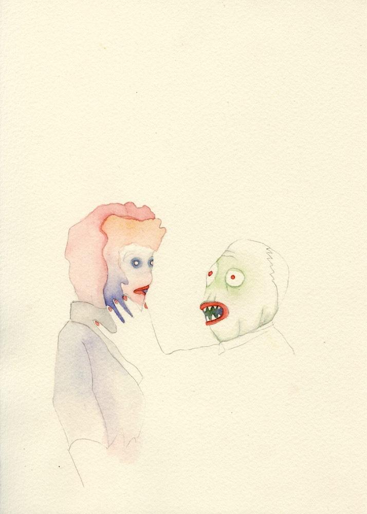 Tara Marynowsky Watercolor