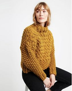 Ravelry: Full Moon Jumper pattern by Wool and the Gang
