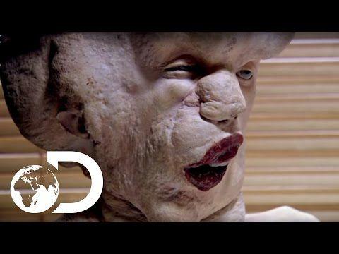 Elephant Man's speech: Meet The Elephant Man - YouTube