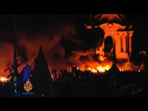 Ukraine on Fire!