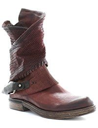 AS98 | Airstep Stiefelette | rot | amaranto