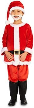 PartyBell.com - Jolly Belly Child Santa Suit