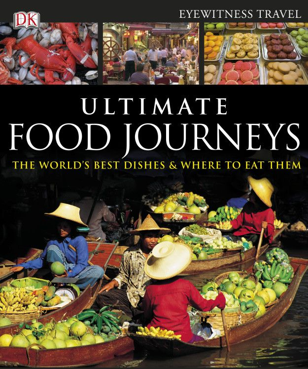 Ultimate Food Journeys - product image 1