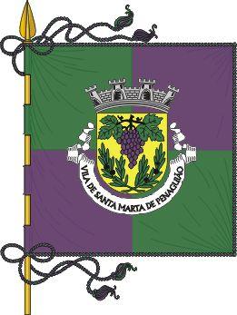 Bandeira de Santa Marta de Penaguião