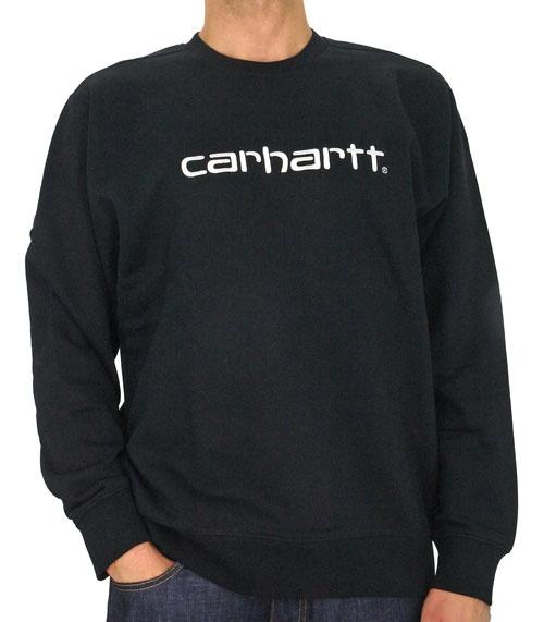 Sweatshirt CARHARTT   ~ £57 (70 euro) #carhartt #sweatshirt