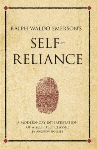 FIDUCIA IN SE STESSI by Ralph Waldo Emerson  http://www.macrolibrarsi.it/libri/__fiducia-in-se-stessi-libro.php?pn=166