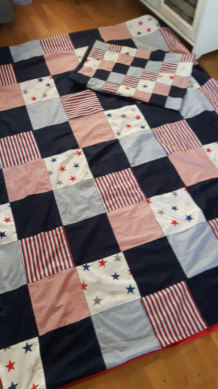 Pościel patchwork