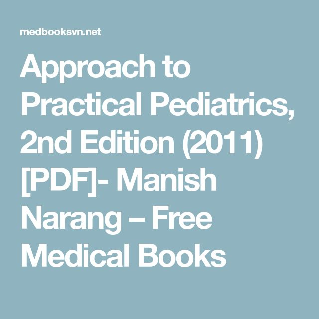 14 best medicine images on pinterest assessment formative approach to practical pediatrics 2nd edition 2011 pdf manish narang fandeluxe Gallery