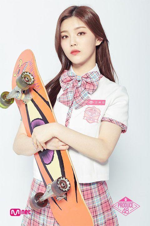 Produce 48: Profiles [P101 S3] - 79  Kim Min Ju ☆ Urban Works in