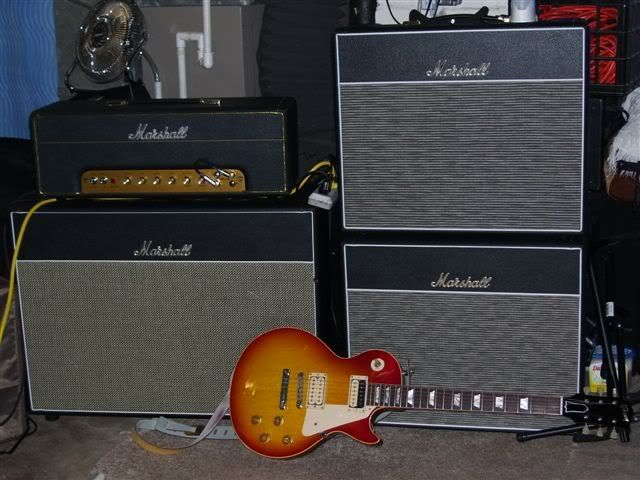 marshall jtm45 212 cab - Google Search | Mostly amps | Pinterest ...