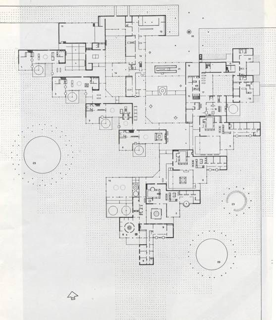 Orphanage home floor plans