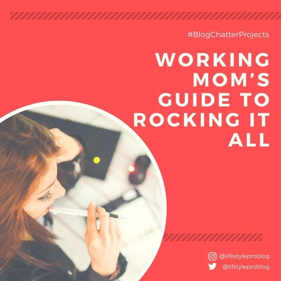 A working mom's guide to rocking it all! Life hacks, tips and tricks, and my learning about career, parenting, travel and beauty. http://lifestyleproblog.me/workingmomsguide-handbook