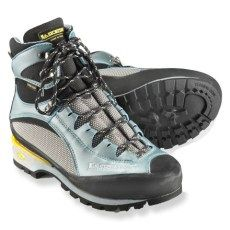 Vegan Hiking Boot: LaSportiva Trango S Evo GTX. More options here: http://www.veganoutdooradventures.com/vegan-hiking-boots/
