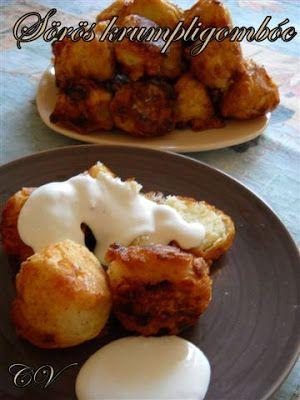 Házias konyha: Sörös krumpligombóc