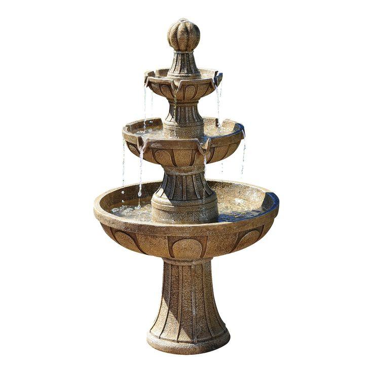 Patio Furniture Consignment Fountain Valley: Napa Valley Outdoor Water Fountain - Bond