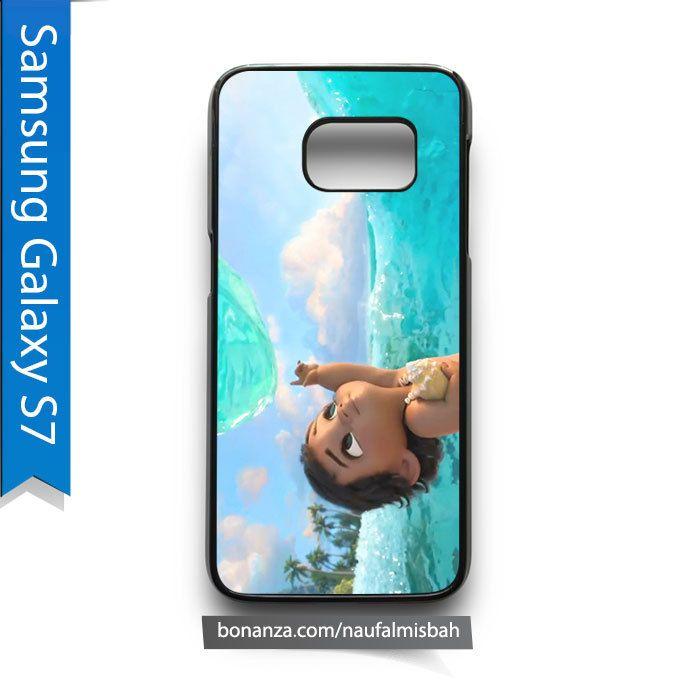 Moana Baby Samsung Galaxy S7 Case Cover