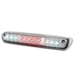 XTUNE 2007-2013 Silverado-Sierra LED 3rd Brake Light w/ LED Cargo & Reverse - Chrome | Chevy | Silverado | 3rd Brake Light