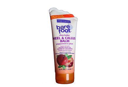Freeman Bare Foot Heel & Callus Balm Peppermint & Plum -kantapäävoide