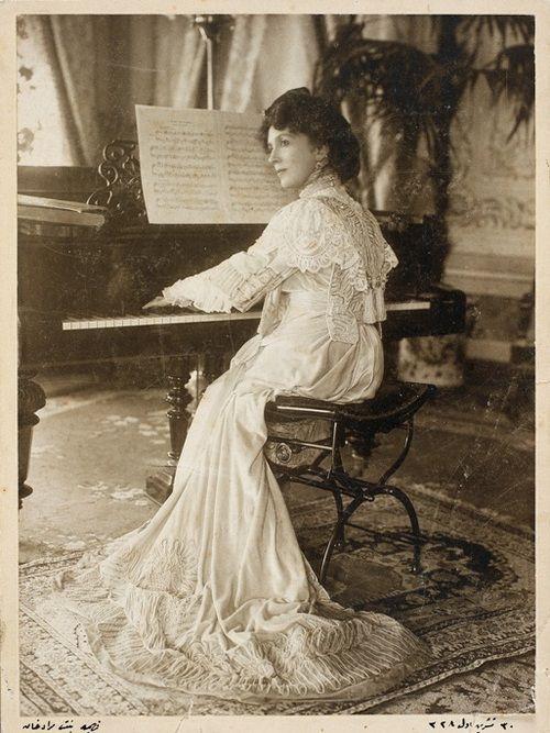 alldeadprincesses:  Fehime Sultan (1875–1929), Princess of the Ottoman Empire