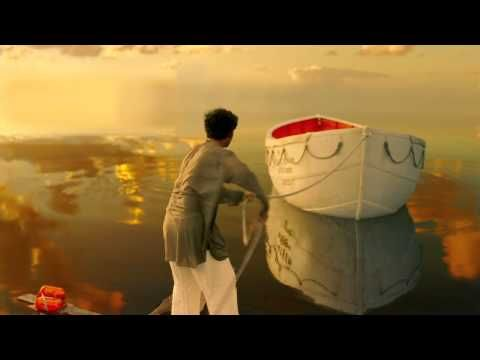 """Life of Pi"" Theatrical Trailer  Looks like the special effects are stunning. Like to read the book,too."
