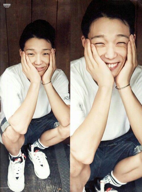 Bobby iKon Aaaaah!Soooooo frickin cute! ❤