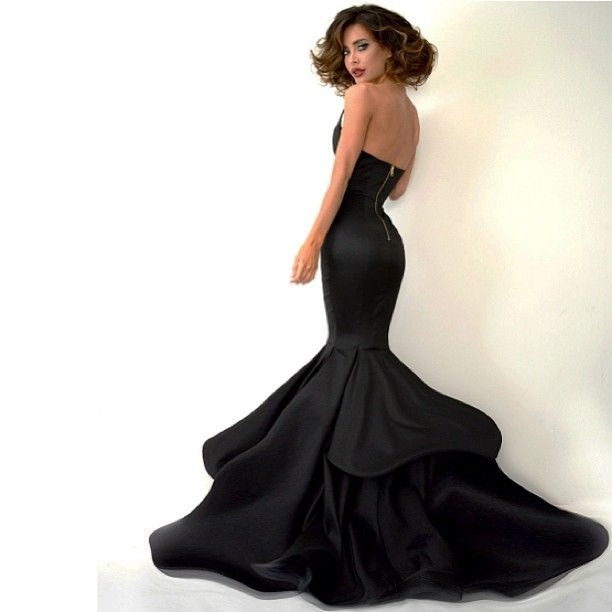 Another Michael Costello Gown I Would Pin All His Creations