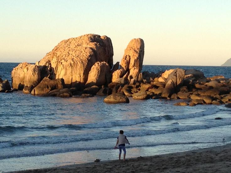 Horseshoe bay best swimming beach  Bowen ,central QLD Australia