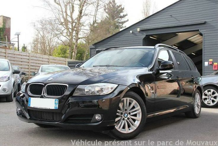 OCCASION BMW SERIE 3 (E91) TOURING 320D 177 LUXE