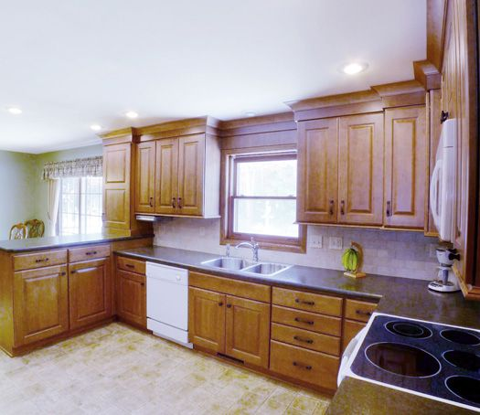 Kitchen Remodel In Stevens Point, WI. Designed By Janet Plier With Welling  Kitchen And