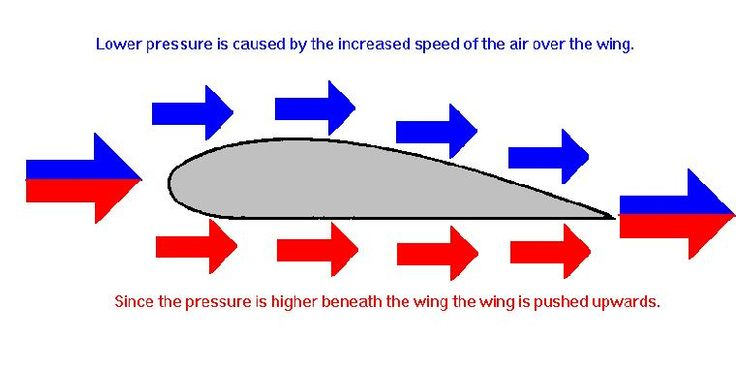Some independent research from one of our RGS Physics pupils: Bernoulli's Principle was formulated by the Swiss physicist Daniel Bernoulli and it describes how fluids behave. It states that w…