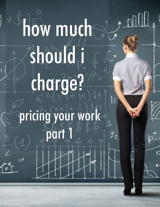 How much should I charge - pricing your work, part 1 | www.foodbloggersofcanada.com