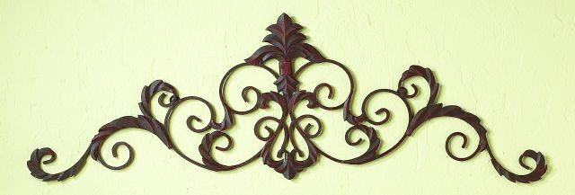 121 best Iron Art images on Pinterest | Tuscan decorating, Tuscan ...