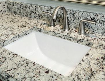 Bathroom Fixtures Dallas 33 best white granite installations images on pinterest | white