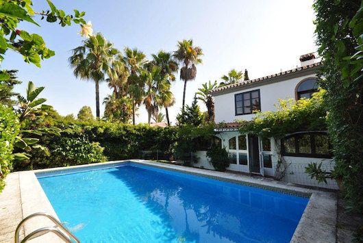 Villa SP202 in Estepona, Spain