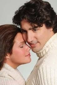 Image result for justin trudeau and sophie gregoire's wedding