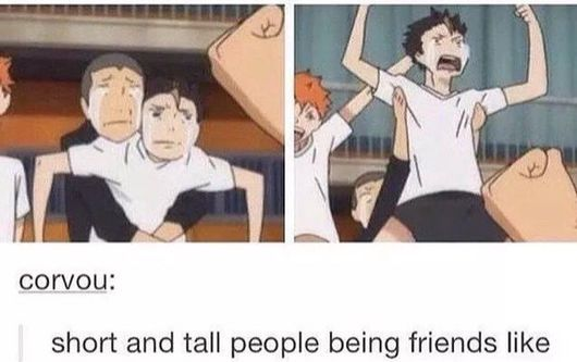 Hehehe noya and tanka are brotp number 1 || Tags: [ #brotp | #noya | #tanaka ]