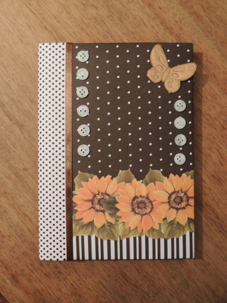 Cadernos Decorados